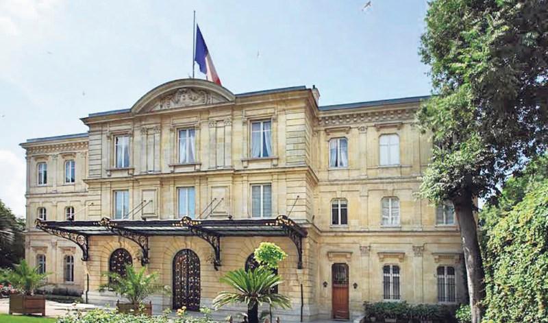 السفارة الفرنسية