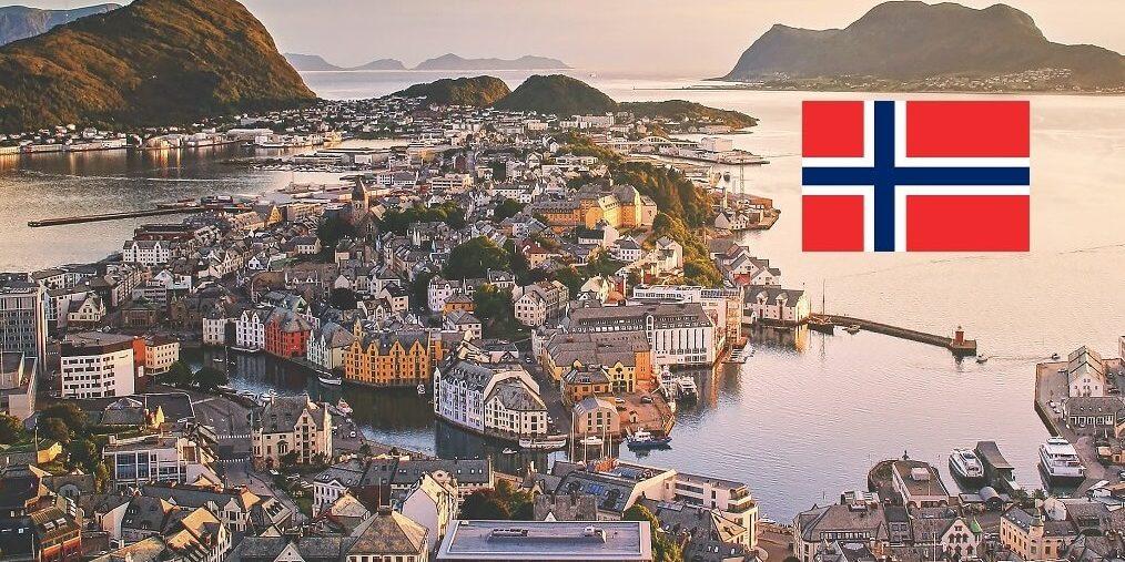 خريطة النرويج وتعريف بأهم وأكبر المدن النرويجية