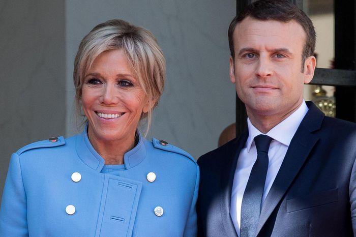 زوجة رئيس فرنسا