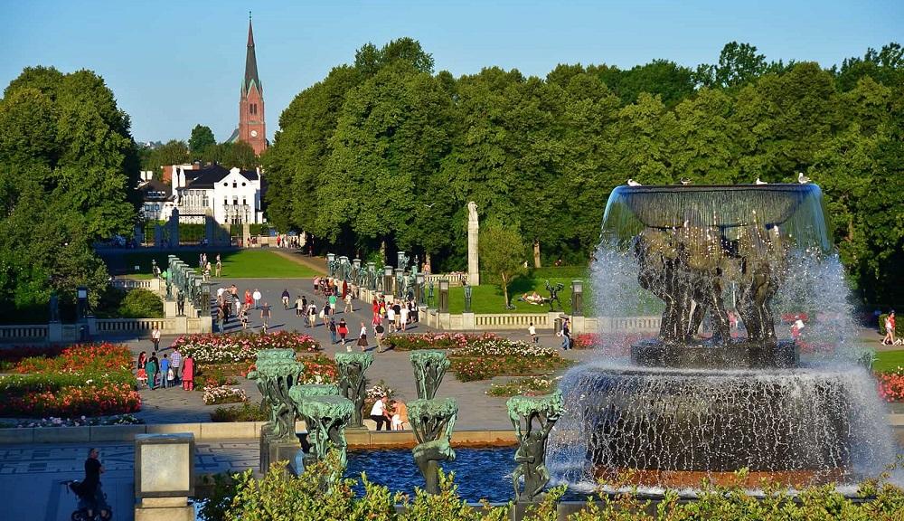 عاصمة النرويج