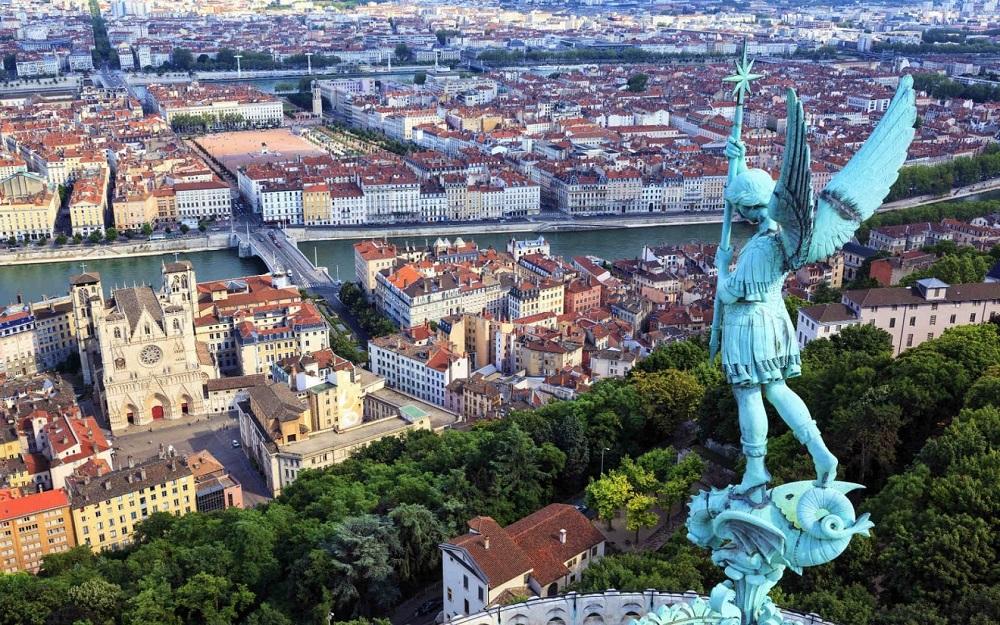 مدن فرنسا المشهورة