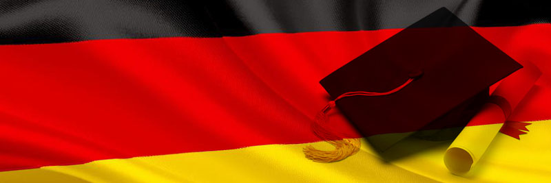 الدراسة في المانيا