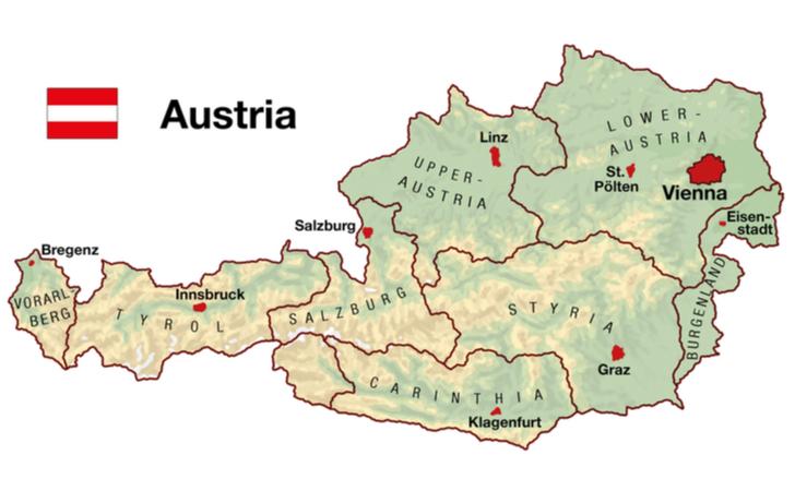 عدد سكان النمسا