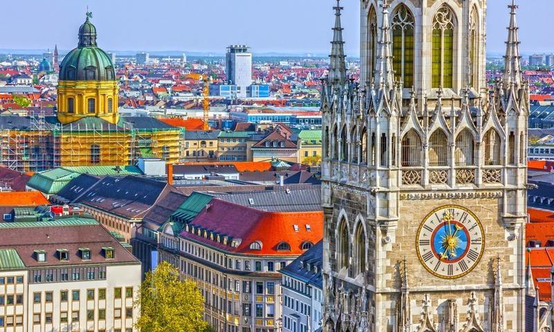 أسماء المدن في ألمانيا