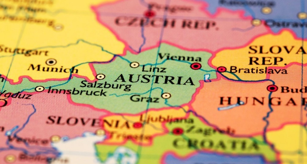 الدول المجاورة للنمسا وأهم المعلومات عنها وعن الحدود المشتركة