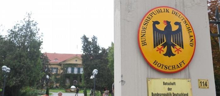 السفارة الالمانية