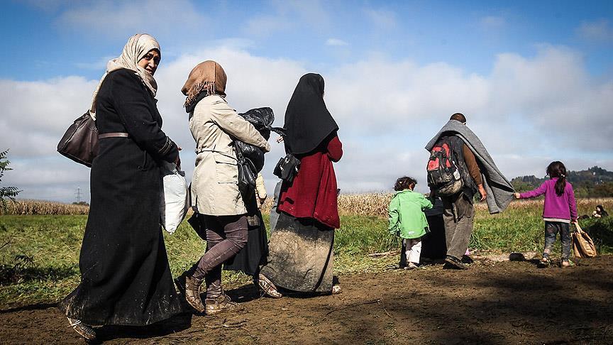 اللجوء في هولندا للفلسطينيين