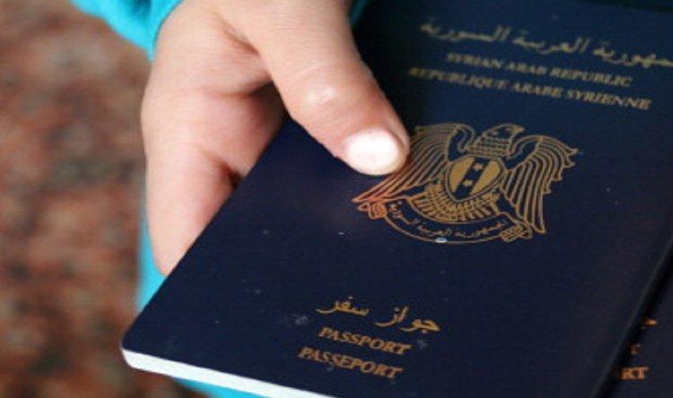 تجديد الجواز السوري في بلجيكا