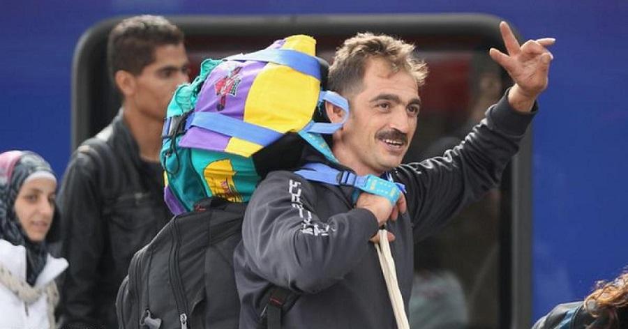 رواتب اللاجئين السوريين في ألمانيا
