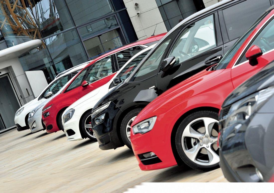 أسعار السيارات المستعملة في فرنسا أقل من ثلاث سنوات