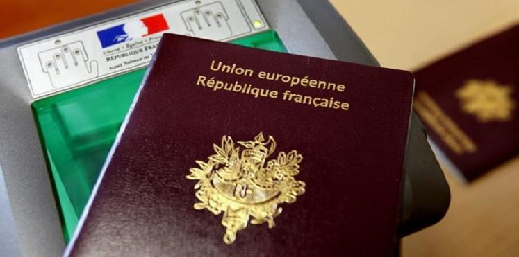 الجنسية الفرنسية