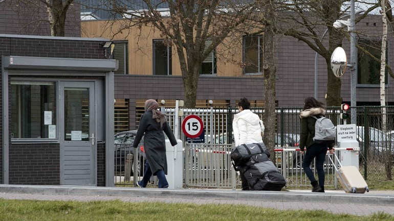 اللجوء في هولندا 2021