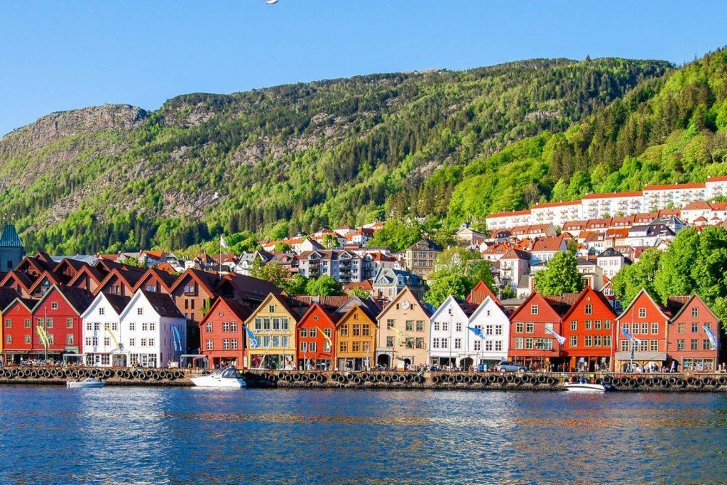 بيوت اللاجئين في النرويج