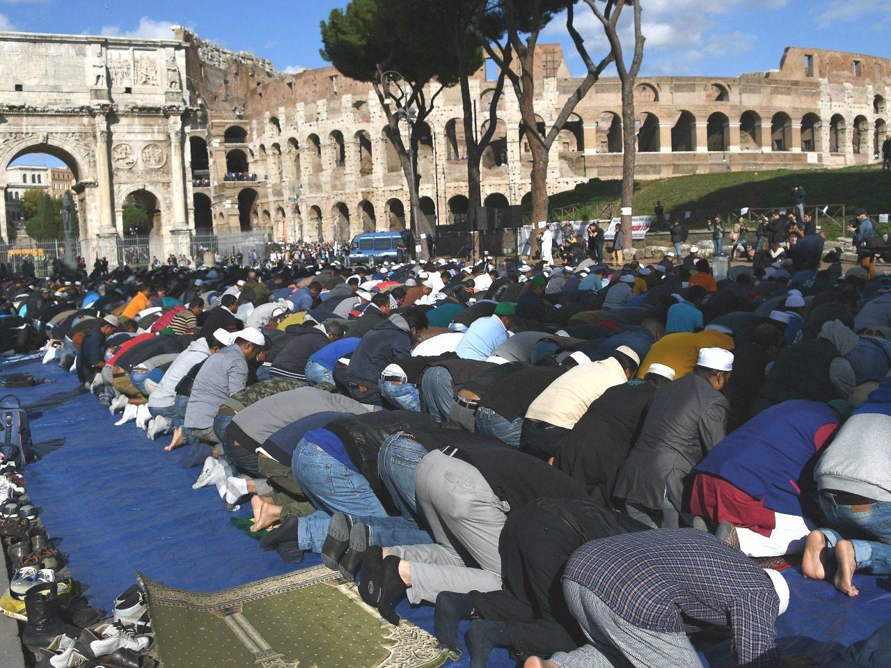 عيد الأضحى في ايطاليا