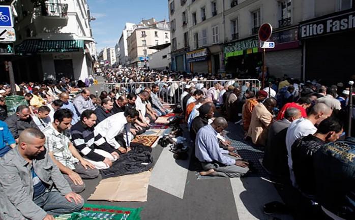 عيد الفطر في فرنسا