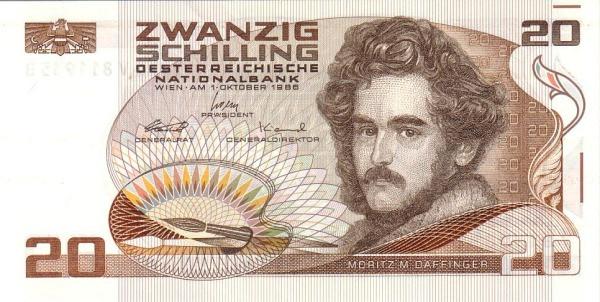 عملة النمسا قبل اليورو