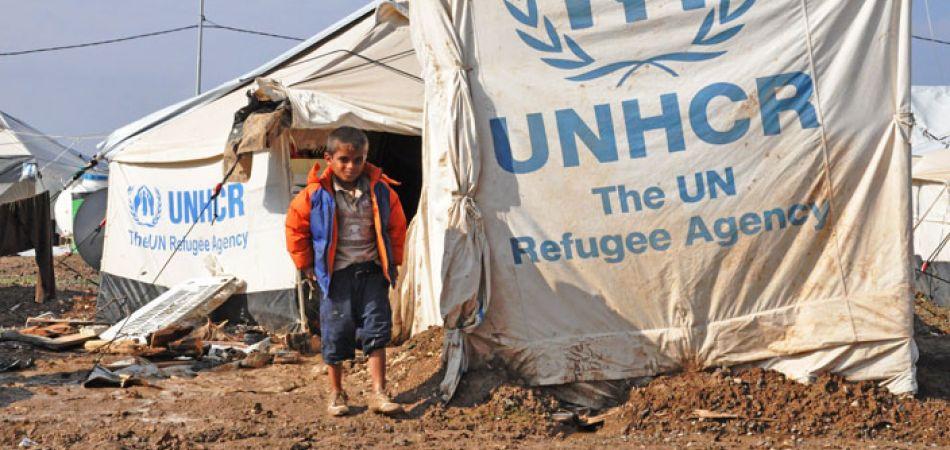 اللجوء الإنساني عن طريق الأمم المتحدة