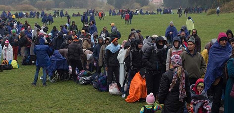 اللجوء في النمسا 2021