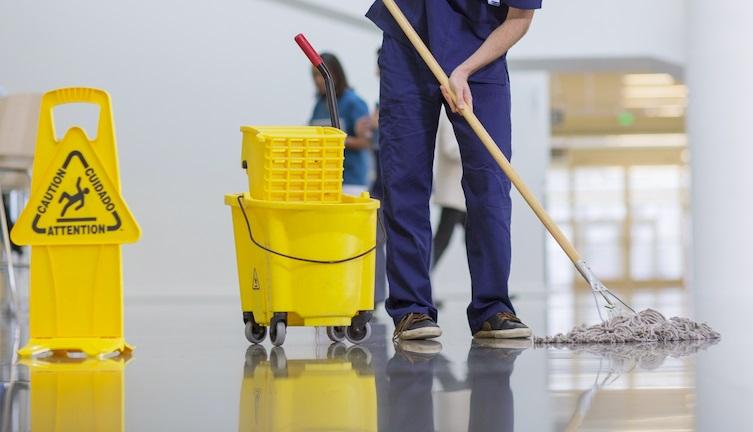 راتب عامل النظافة في ألمانيا