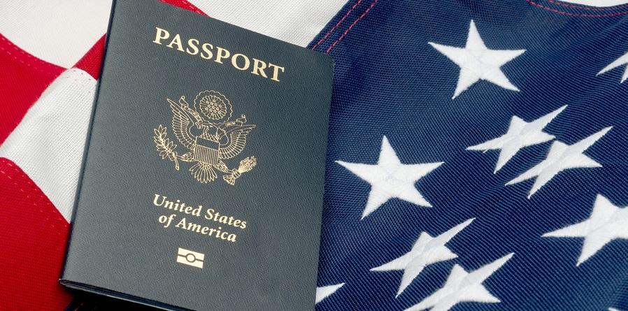 كيف احصل على الجواز الأمريكي