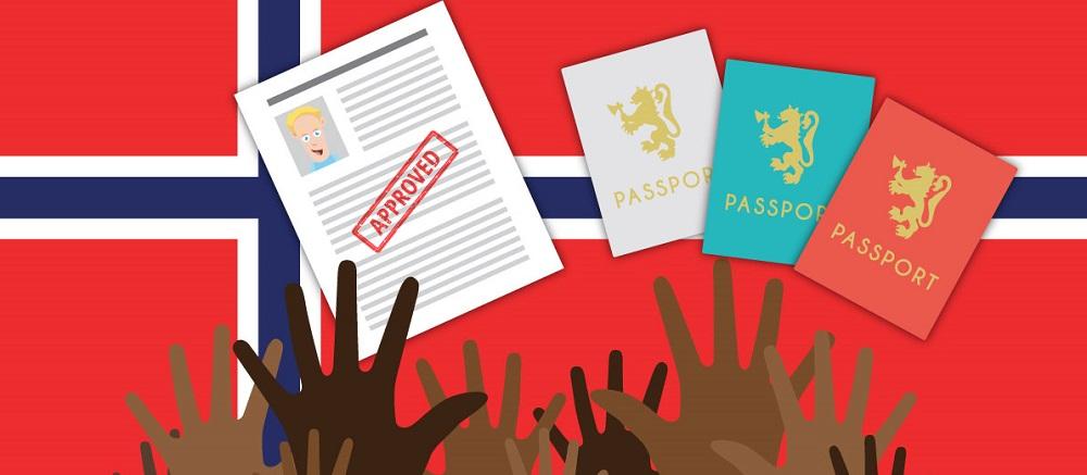 موقع الهجرة إلى النرويج