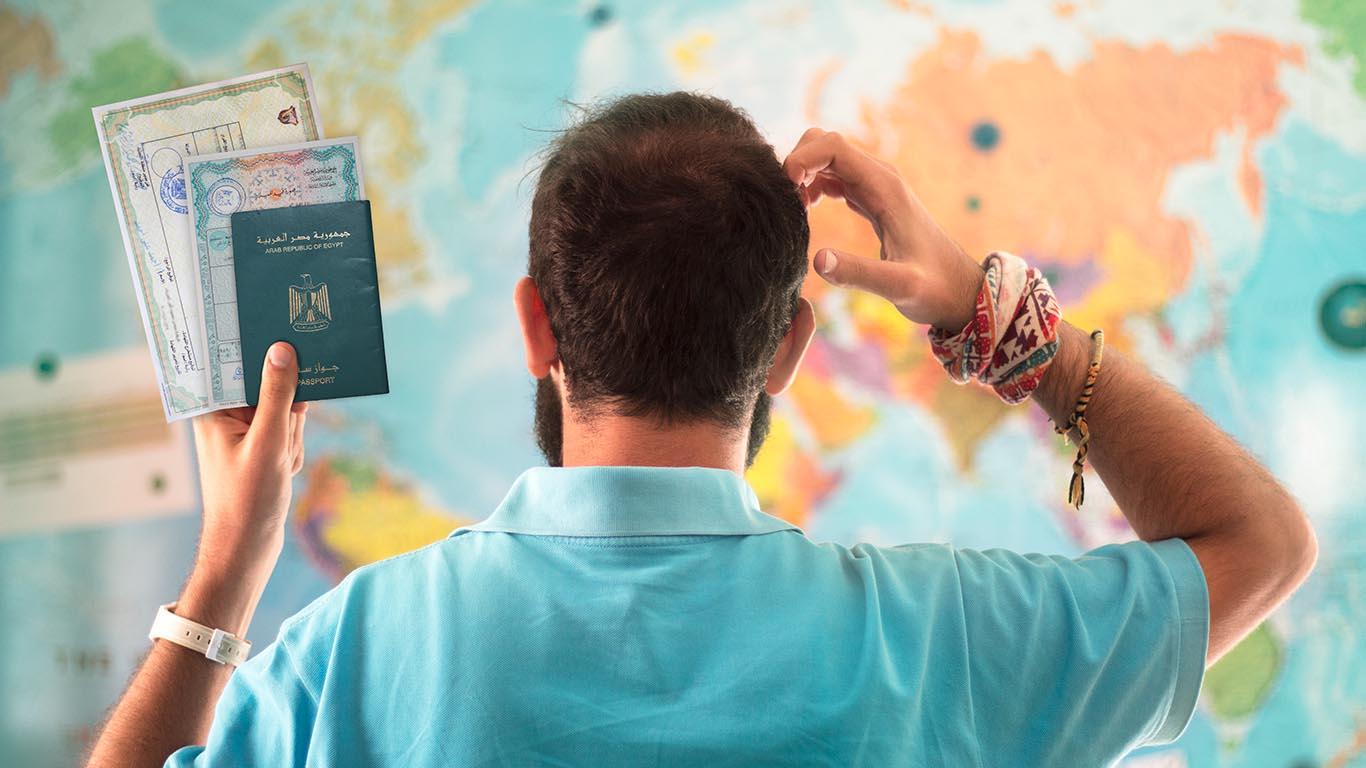 تصاريح السفر