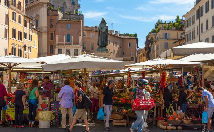 تكاليف المعيشة في ايطاليا
