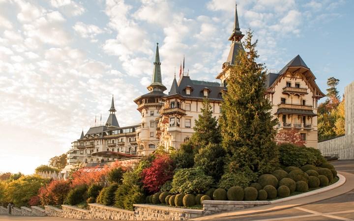اهم الفنادق السويسرية