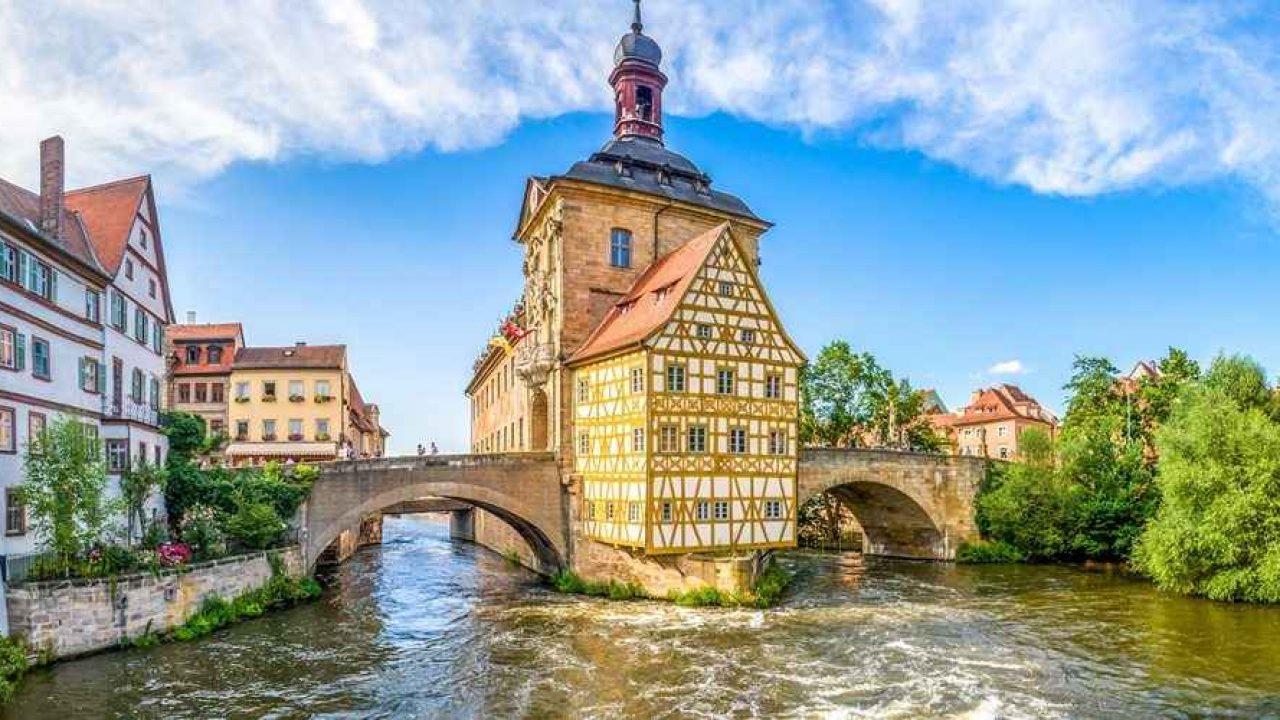 مناطق سياحية في المانيا