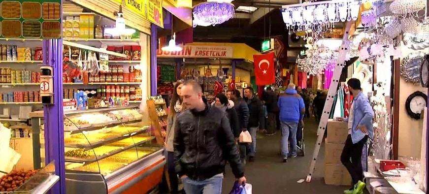 مطاعم عربية في هولندا