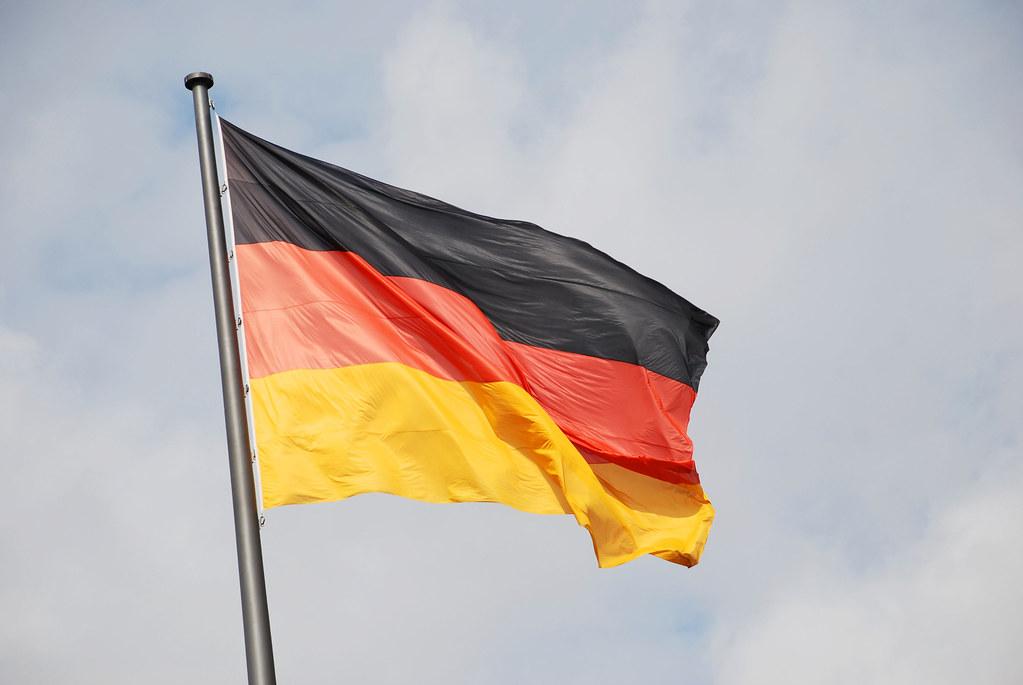 علم المانيا