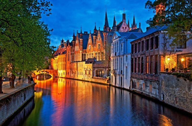 الهجرة الى بلجيكا