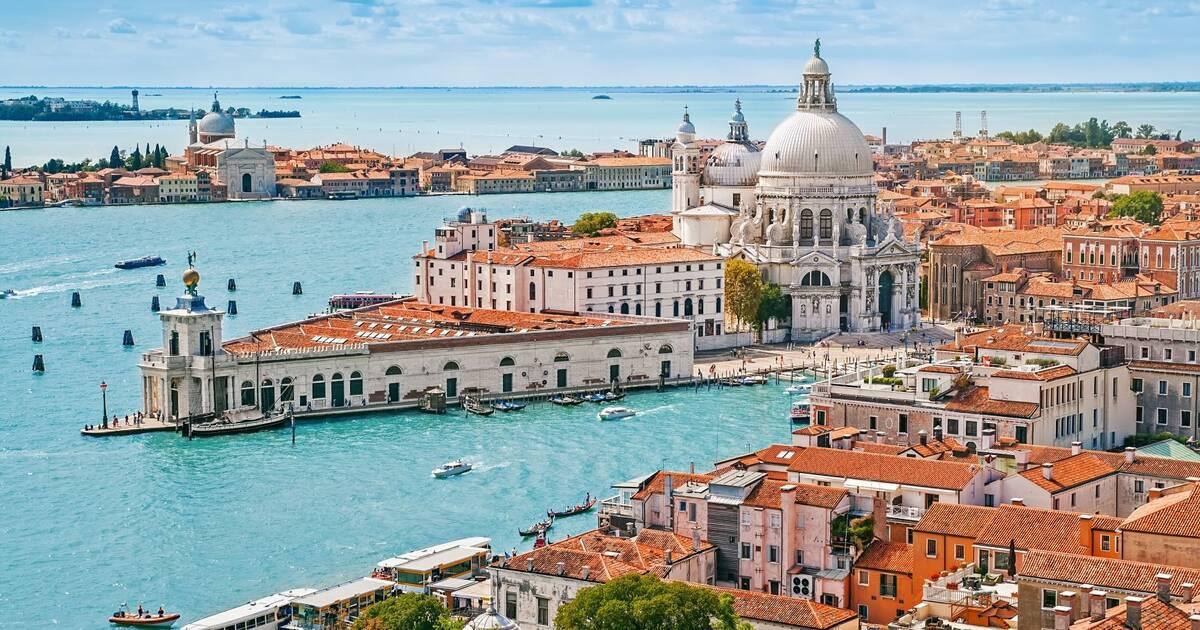 البندقية ايطاليا