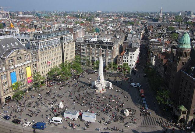 هولندا امستردام سياحة