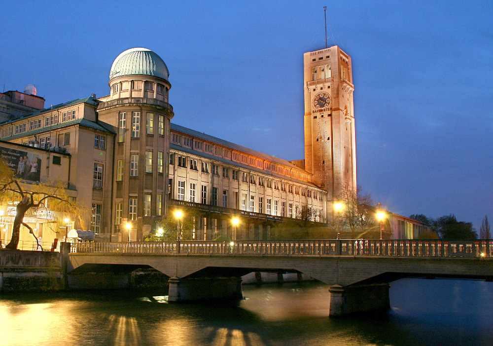 المتحف الالماني في ميونخ