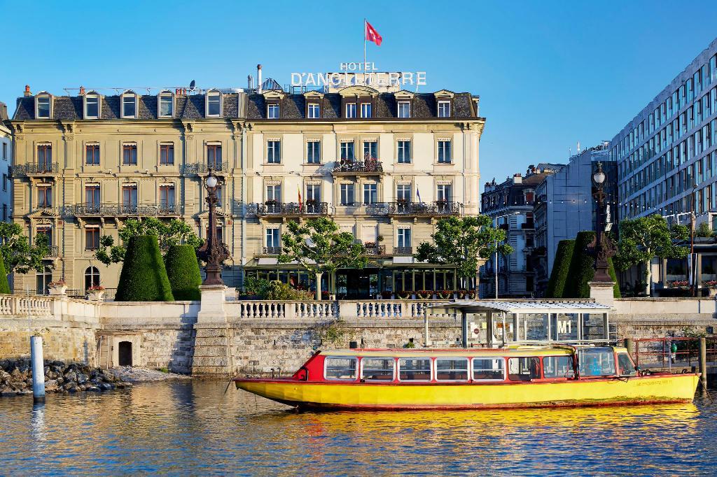 فندق d'Angleterre Geneva